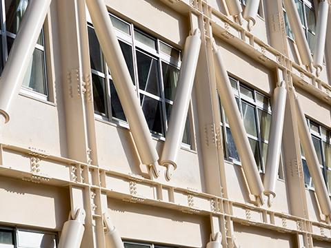 メ耐震設計の建物の画像