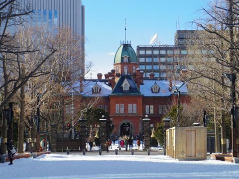 北海道庁旧本庁舎画像